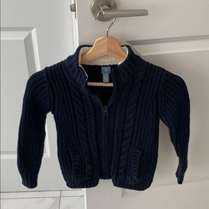 Gap | Boy's cable sweater